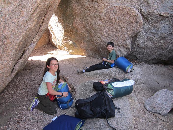 Camping At Enchanted Rock Part 1 Cassetta Info